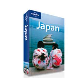 Lonely Planet Japan Japanese
