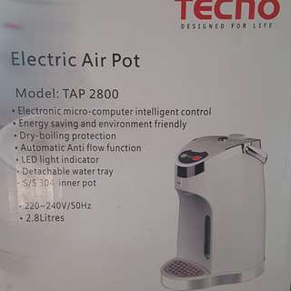 Tecno Electric Air Pot
