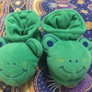 Bedroom Slippers for ages 1-2 for Php 200
