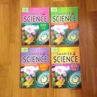 Smarter Science Upper Block (P5 & P6)