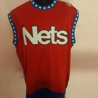 Nets NBA JERSEY HARDWOOD CLASSICS