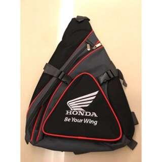Honda騎士單肩背包