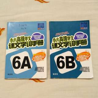 Higher Chinese 6A & 6A Handbook