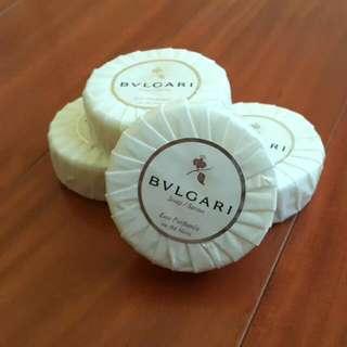 💍義大利原裝(聯名款)寶格麗-BVLGARI精油香氛皂(白茶)