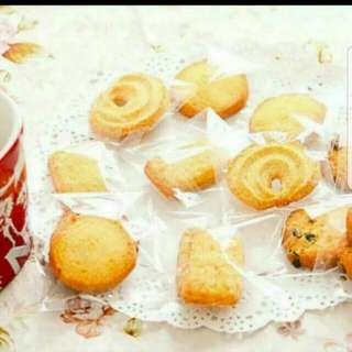 Self Adhesive Transparent Cookie Wrapper