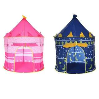 Ready stock portable kids play tent outdoor folding toy tent