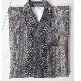 Baju Batik -  Lengan Pendek (L)