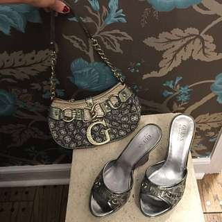 Guess Shoes & Purse
