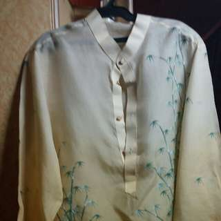 Barong for filipiniana costume kids FREE DELIVERY