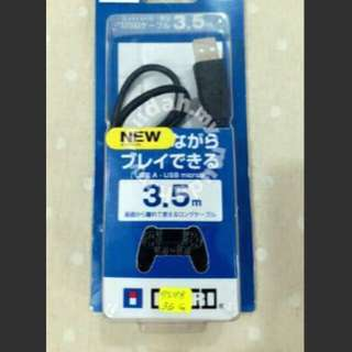 PS4 usb cable 3.5 meter