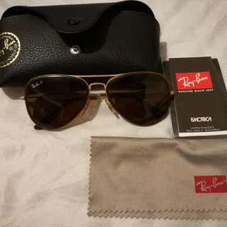 Ray Ban Polarised Aviators