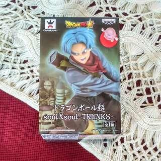 Soul X Soul Trunks Dragon Ball Z