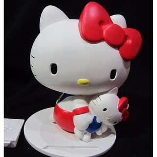 Sanrio Hello kitty (sit) Go Around Exclusive Figurine by Mighty Eight - Original