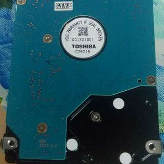 External Hard Disk Drive 500gb SATA