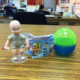 玩具總動員3 寶寶扭蛋~