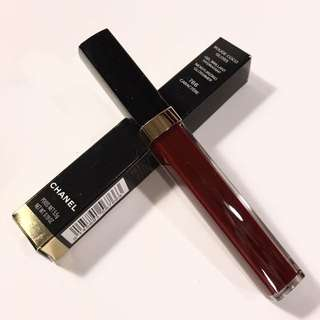 Chanel Rouge coco gloss lip gloss 唇彩 #766 CARACTERE