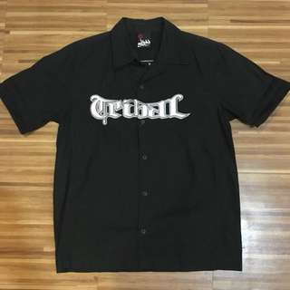 Tribal Gear Black Short Sleeve Polo