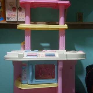 original hello kitty big kitchen