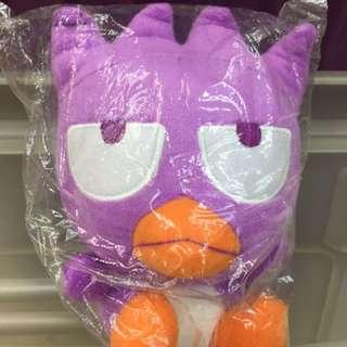 罕有xo紫色大頭公仔