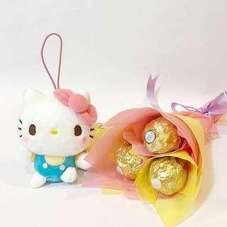 Sanrio Mini Hello Kitty Plush