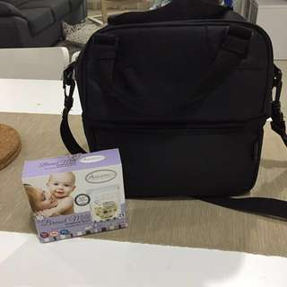 PRICE REDUCED! Breastpump/Milk Storage Bag