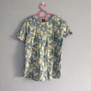 Ladylike Pattern Shirts
