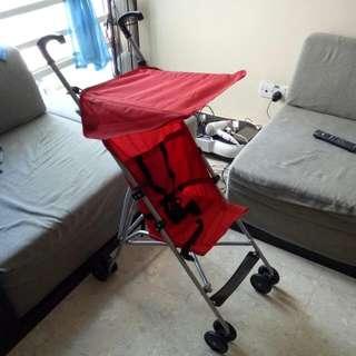 Hauck Travel Stroller