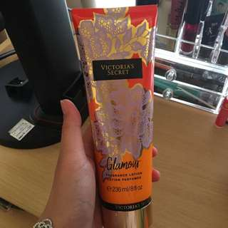 Victoria's secret lotion Glamour