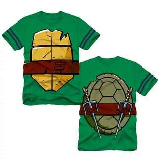 Ninja turtle t shirt/95 to 125cm