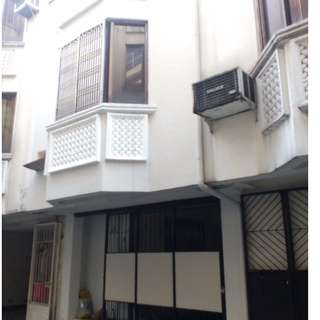 For Rent Townhouse back of Fisher Mall negotiable