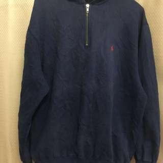 Polo ralph lauren sweater hooded