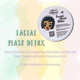 Facial Mask DETOX