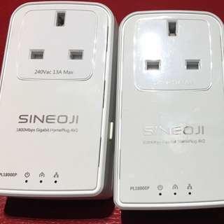 Sineoji HomePlug AV2 1800Mbps