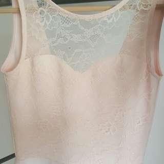 H & M party dress (petite size)