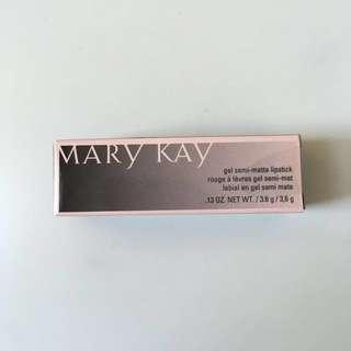 Mary Kay lipstick semi matte