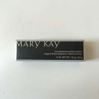Mary Kay True Dimension Sheer Lipstick
