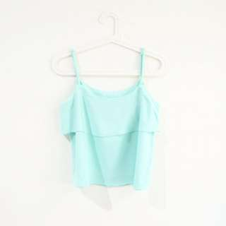 Cloth Inc Mint Top