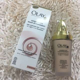 Olay Extra Care Liquid Foundation New