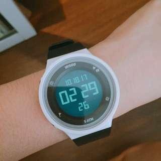 GeoNaute Waterproof Digital Watch