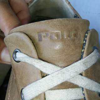 Kasut original polo