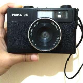 PRIMA 35 pocket camera