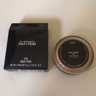 Mac Prep+Prime Eye base Light