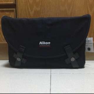 Brand new Nikon DSLR Messenger Bag