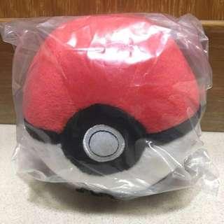 Pokemon Plush Toy - Pokeball