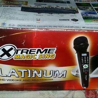 SALE! Extreme Magic Sing Platinum