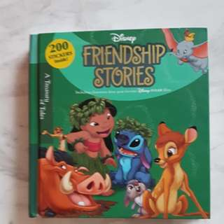 Disney Frienship stories