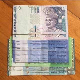 Malaysian Ringgit for Singapore dollars