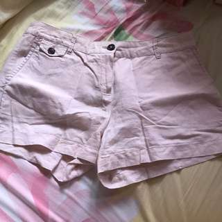 Mango shorts in Pink