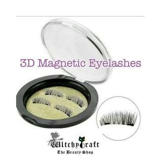 3D Double Magnetic Eyelashes
