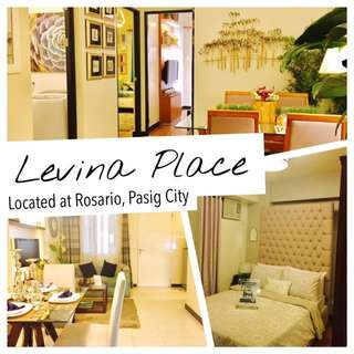 RENT TO OWN CONDO IN PASIG CITY near EASTWOOD, TIENDESITAS, CAPITOL COMMONS, ORTIGAS